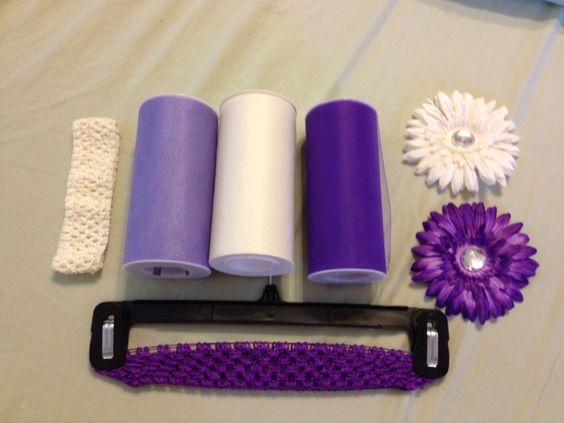 how to make an infant tutu | Baby Thompson: NEWBORN TUTU DIAPER CAKE