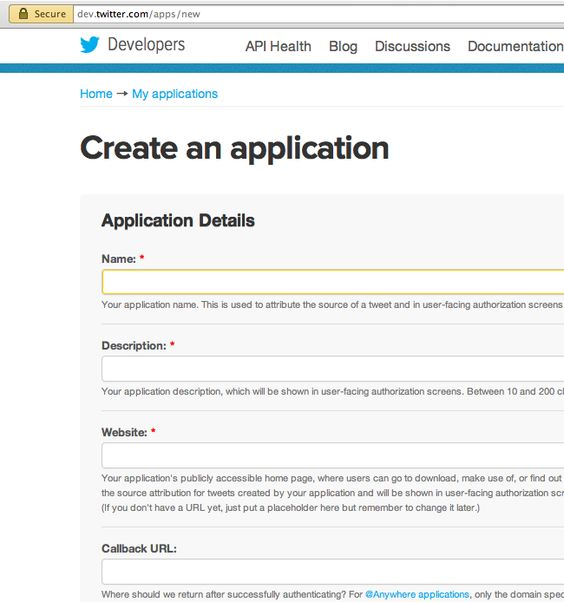 get your twitters tweet as rss and json with new twitter api version 20 with custom