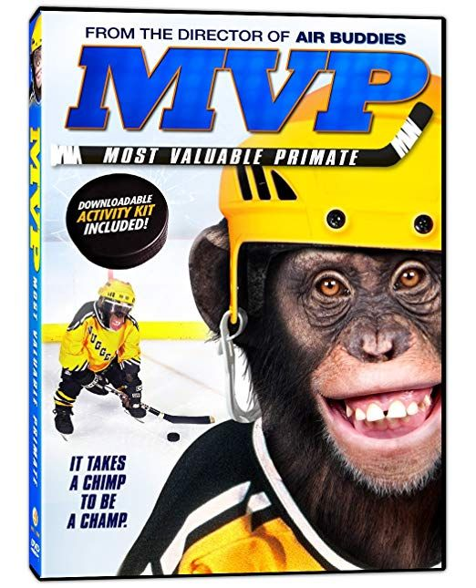 Mvp Most Valuable Primate Primates Mvp Childrens Movies