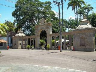 Entrada do Jardim Zoológico_Rio de Janeiro