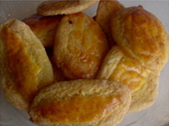 Receita de Broas de Batata-doce | Doces Regionais