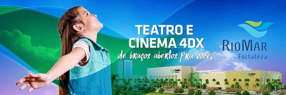 RioMar Fortaleza - Campanha de Inauguração on Behance