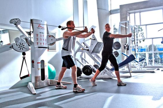 Filthiest spots to avoid at the gym!