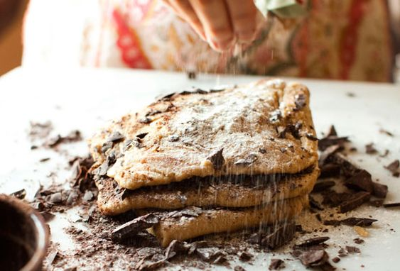 Thousand-Layer Chocolate Chip Cookie | Recipe | Chocolate Chips, Chips ...