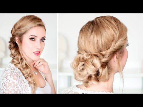 Wondrous Updo For Long Hair Hair Tutorials And Long Hair Tutorials On Short Hairstyles Gunalazisus