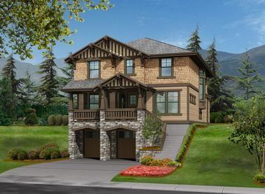Garage  Plan plan and Home plans on PinterestStone Garage under house