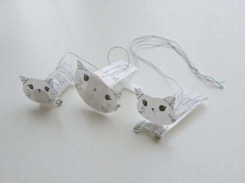 carencaren:  Cats made by Caren.