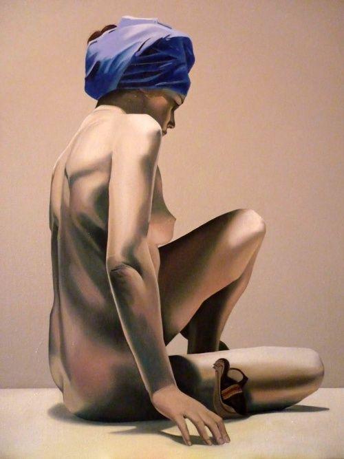 Artist Luciano Ventrone:
