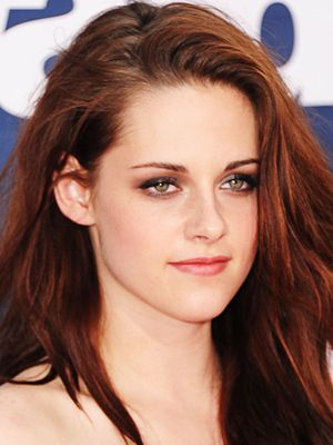 kristen stewart red hair celebrities with red hair