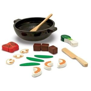 Melissa & Doug Stir Fry Set