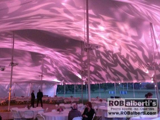 Texture lighting with Leko Source 4 gobo projectors | Texture Lighting | Pinterest | Wedding lighting Tents and Tent lighting & Texture lighting with Leko Source 4 gobo projectors | Texture ... azcodes.com