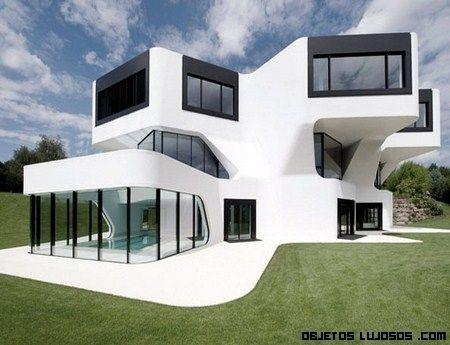 Lujo casas de lujo mansiones joyas coches de lujo for Mansiones lujosas modernas