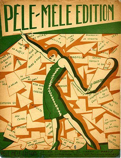 Art Deco Sheet Music A R T D E S I G N Pinterest