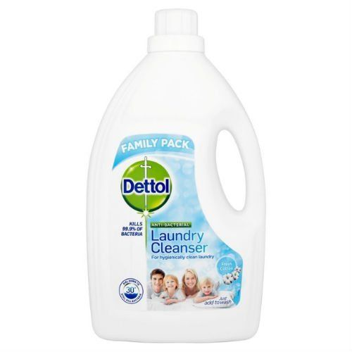 New Dettol Laundry Cleanser Cotton Fresh 2 5l Case Of 5 By Dettol