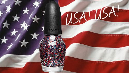 Root for Team USA From Head to Toe With OPI's New Polish #Birchbox