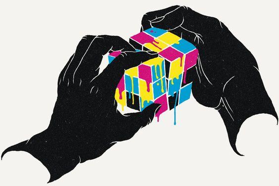 A arte do Rubik