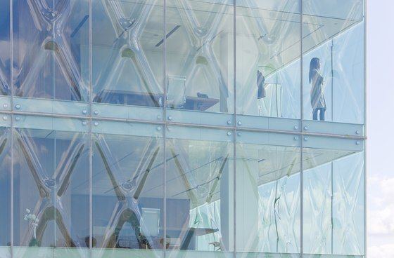 structural glass sheets by REX