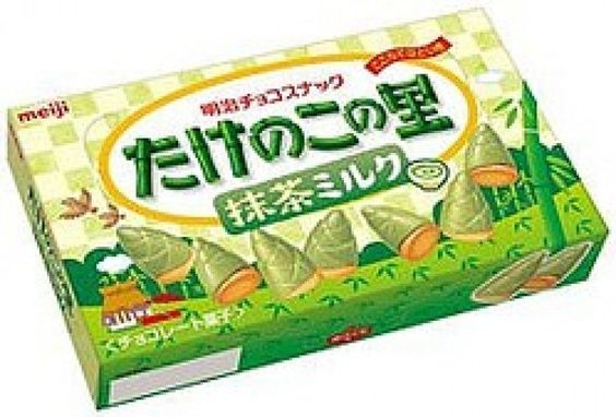 Meiji Chocolate MILK Mtacha Green tea Bamboo shoot Candy limited Biscuits snack #Meiji