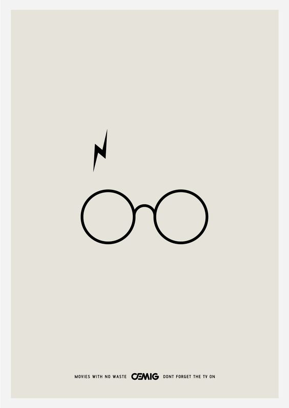 Outdoor ad: CEMIG ELETRIC POWER: glasses