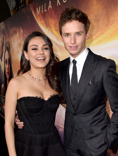 Mila Kunis in 'Jupiter Ascending' Premieres in Hollywood — Part 2