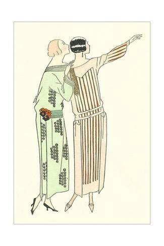 Vintage Fashion Illustration Art Print Art Com Fashion Illustration Vintage Fashion Art Illustration Fashion Illustration