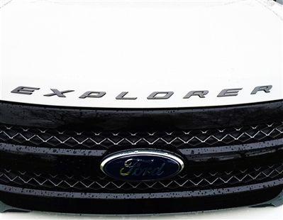 2013-2015 Ford Explorer Hood Badge - Sport at Partscheap.com