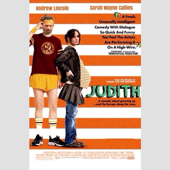 Andrew Lincoln and Sarah Wayne Callies in Judith | twdnotofficial (IG)  Tags: #twd #thewalkingdead #walkingdead #twdparodyposters #rickgrimes #lorigrimes #andrewlincoln #sarahwaynecallies