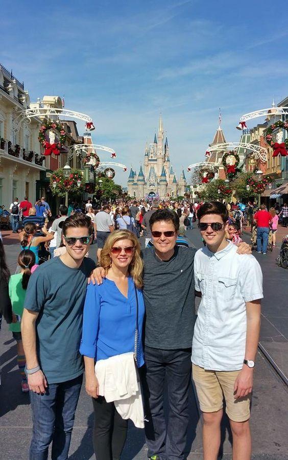 Donny & family