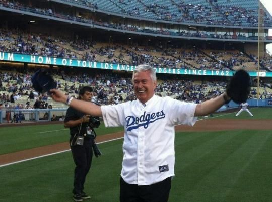 President Uchtdorf -- such a fantastic smile!: Dodgers Stadium, Dodger Stadium, Dodgers Game, Dodgers Woo, Faith Lds, U.S. Presidents, 1St Pitch, Mormon Prophet, I M Mormon