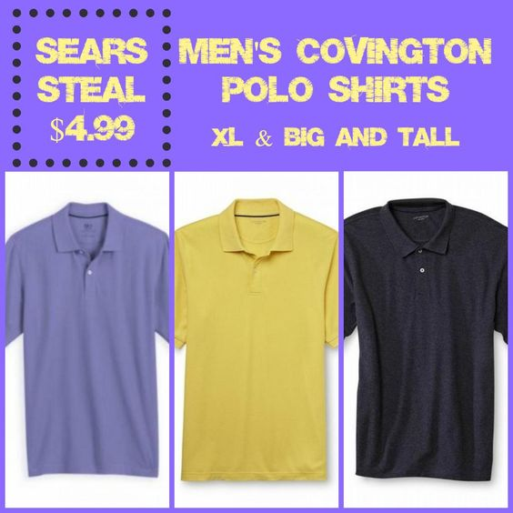 @searsStyle @SearsDeals @Sears Searching for a classic Spring look in menswear?  http://goo.gl/hsKUQa  #SearsSteal