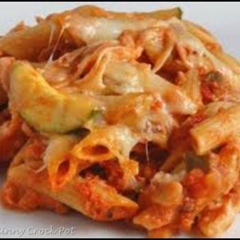 Skinny Zucchini Ziti: Crockpot Meals, Zucchini Ziti, Skinny Zucchini, Skinnycrockpot, Crockpot Recipes, Skinny Crock Pot, Healthy Crockpot Dinner, Crock Pot Recipes, Skinny Crockpot