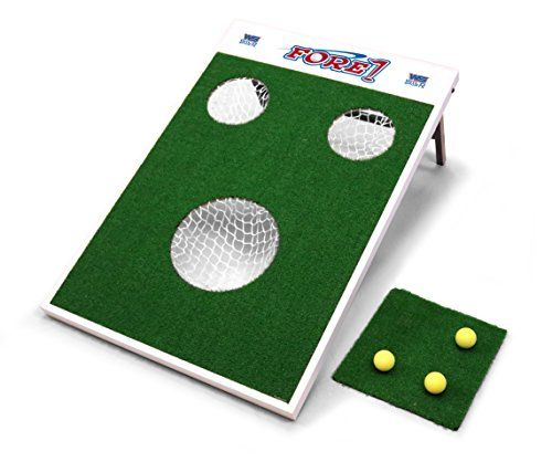 Wild Sports Fore 1 Fore Golf Chip Game Green Wild Sports Https Smile Amazon Com Dp B07dljkbbk Ref Cm Sw R Pi Dp U X 8s Golf Chipping Wild Sports Golf Game