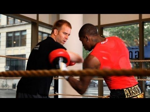 How to Weave | Boxing Lessons - YouTube