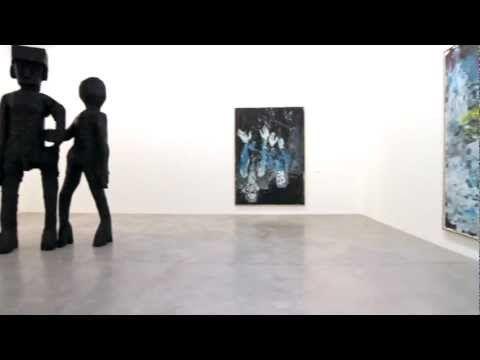 Georg Baselitz DAS NEGATIV Galerie Thaddaeus Ropac