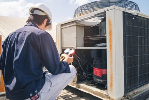 Ac Maintenance Is The Most Cost Effective Way To Improve Efficiency Here Are Some Main Hvac Services Air Conditioning Installation Air Conditioner Maintenance