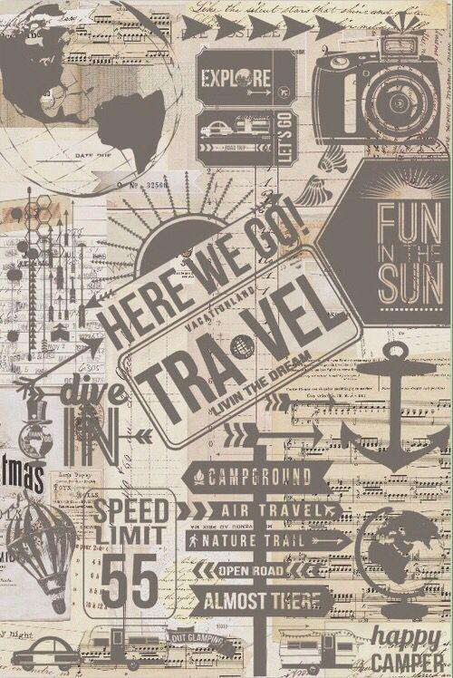 Imagen de travel, wallpaper, and background