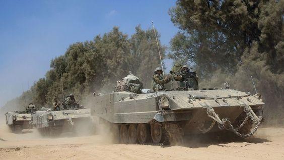 Israel to upgrade more Achzarit APCs - IHS Jane's 360