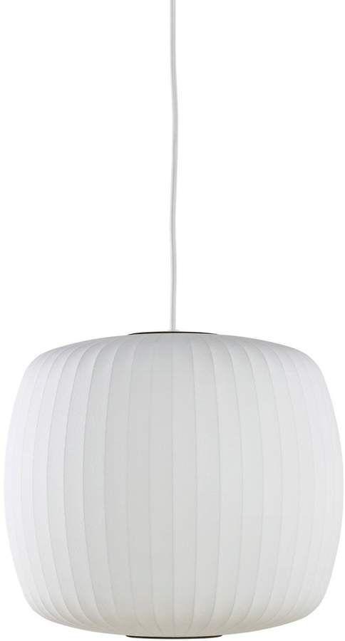 Nelson Roll Pendant Lamp In 2020 Pendant Lamp Lamp Design Home Lighting