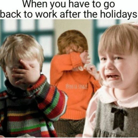 21 Funny Back To Work Memes Make That First Day Back Less Dreadful Back To Work Meme Back To Work Humour Back To Work Quotes After Vacation