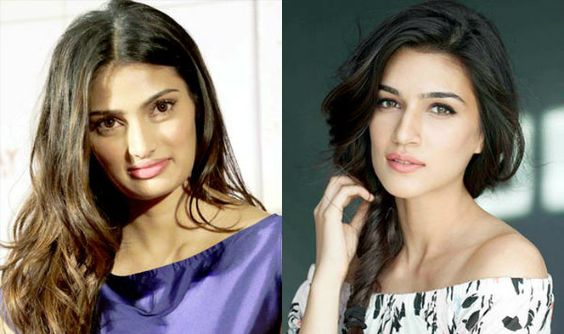 Kriti Sanon is LOSING a film to Athiya Shetty because of Sanjay Dutt?