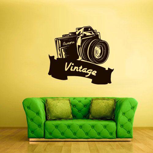 Wall Decal Vinyl Sticker Decals Film Photo by StickersForLife, $28.99