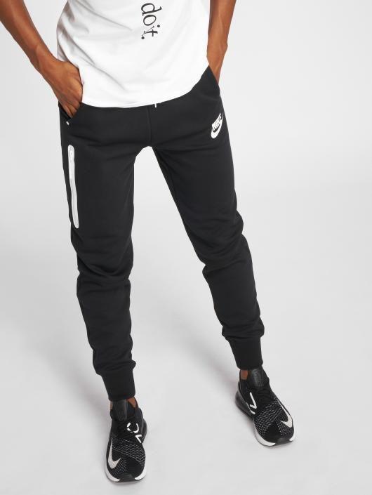 Nike Sportswear Tech Fleece Sweatpants BlackBlackWhite