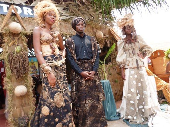 creations-donatela-styliste-modeliste-siarc-2014-yaounde-cameroun-bambinos-8 Art et culture : Des tenues de mariages, soirées… à la traditionnelle