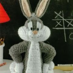 Amigurumi Bugs Bunny Yapilisi : Pinterest The world s catalog of ideas