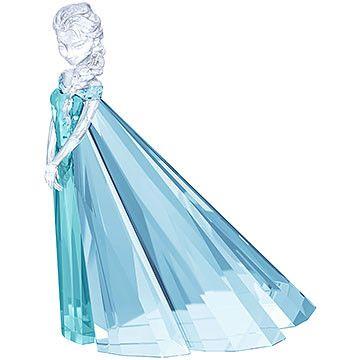 Este design espetacular traz Elsa, a protagonista de Frozen, a animação da…
