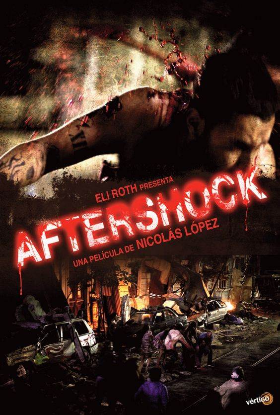 Nicolás López - AfterShock
