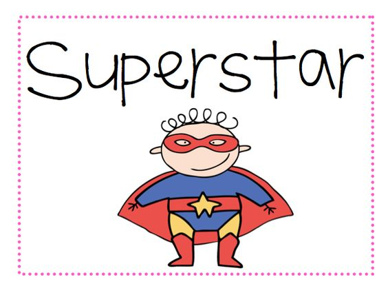 Behavior plan --Little Miss Glamour Goes To Kindergarten: clip chart cuties.