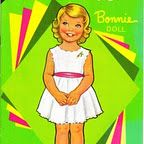 Tons of beautiful vintage paper dolls!