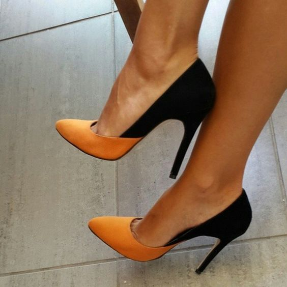 These are great looking heels.: