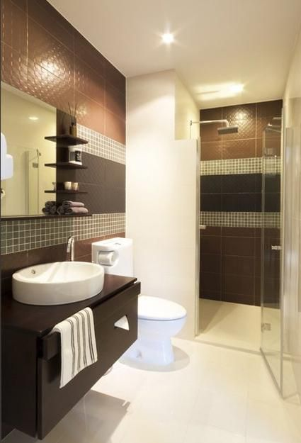 25 small bathroom design and remodeling ideas maximizing - Maximize space in small bathroom ...